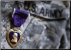 Eligibility For Purple Heart Medal