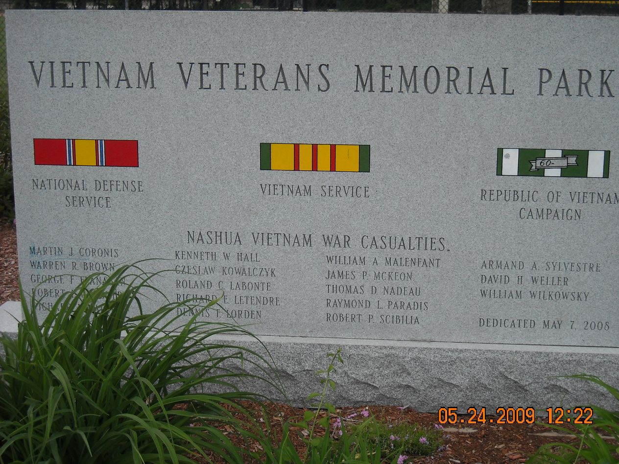 Vietnam Veterans Memorial Monument