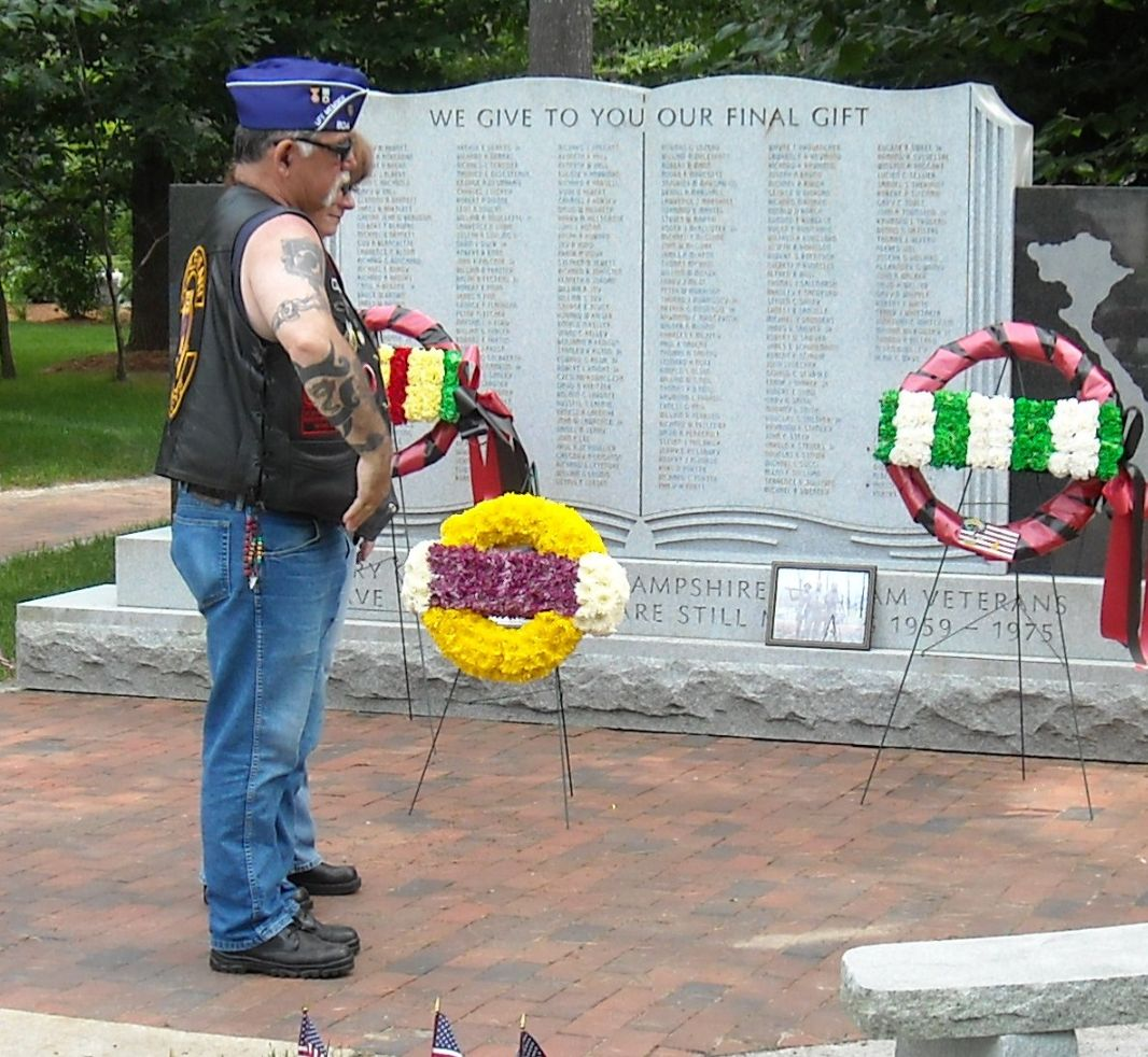 NH Vietnam Veterans Memorial